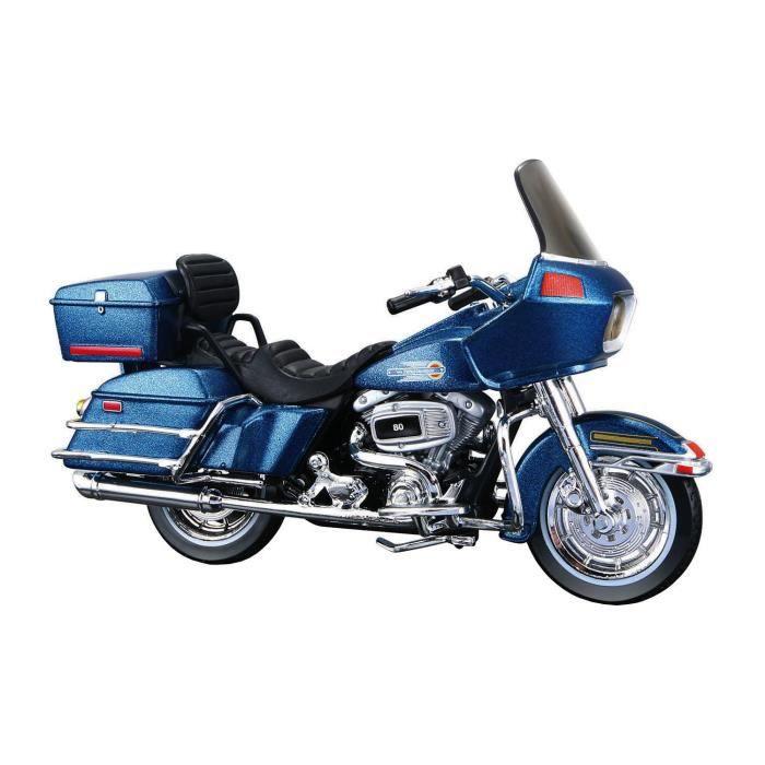 mod 232 le r 233 duit de moto harley davidson flt tour glide echelle 1 18 achat vente voiture 224