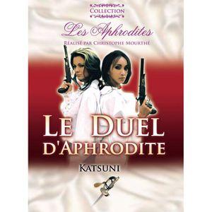 DVD X DVD Katsuni, le duel d'Aphrodite