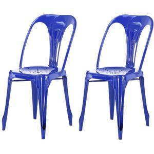 Chaises industrielles achat vente chaises for Chaise de calvin