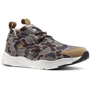 CHAUSSURES DE RUNNING REEBOK Chaussures Sport Running Fury Lite Camo Hom