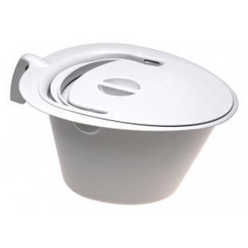 Couvercle panne de toilette swift commode gris achat vente couvercle couv - Couvercle de toilette ...