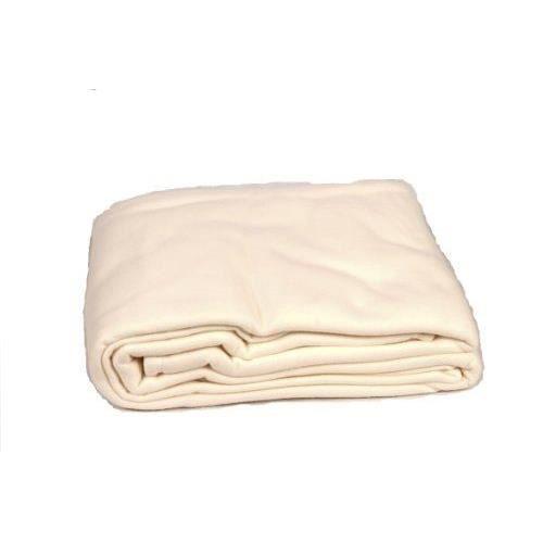 comptoir du linge pol22ecr couverture polaire 220 x 240 cm ecru achat vente couverture. Black Bedroom Furniture Sets. Home Design Ideas