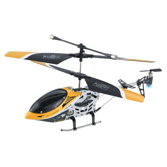 Modelco h licopt re infrarouge 3 voies jaune achat vente aviation cdisc - Helicoptere jaune et rouge ...