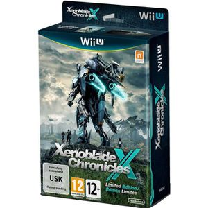 JEUX WII U Edition Collector Xenoblade Chronicles X Wii U