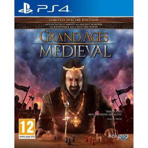 JEU PS4 Grand Ages Medieval Jeu PS4