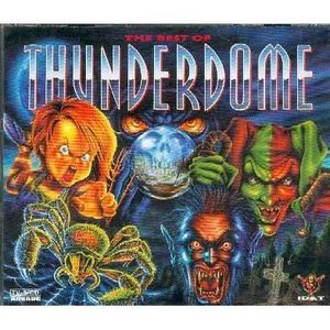 CD TECHNO - ELECTRO The Best of THUNDERDOME