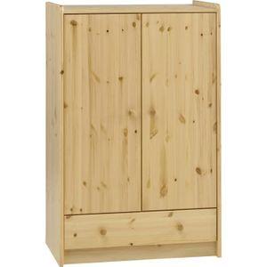 meuble chambre enfant pin achat vente meuble chambre enfant pin pas cher cdiscount. Black Bedroom Furniture Sets. Home Design Ideas