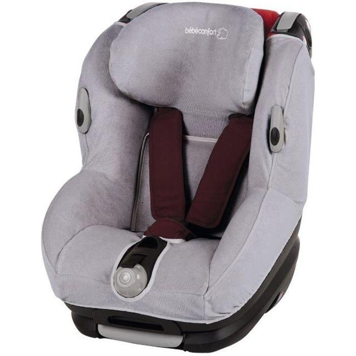 bebe confort housse eponge opal cool gris gris achat vente housse mat riel voyage. Black Bedroom Furniture Sets. Home Design Ideas