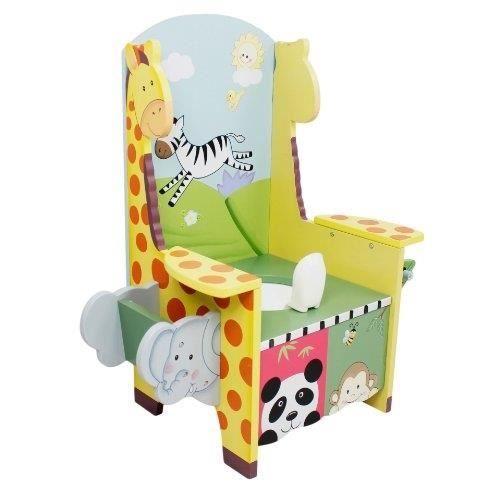 primary products ltd w 9842a chaise pot b b sunny safari multicolore achat vente chaise. Black Bedroom Furniture Sets. Home Design Ideas
