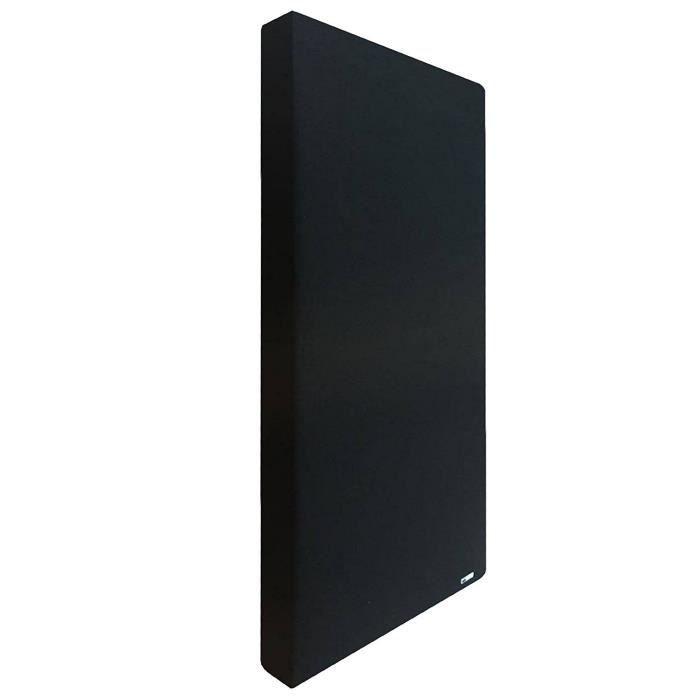 panneau isolation acoustique noir 117 mm gik acoustics achat vente kit isolation panneau. Black Bedroom Furniture Sets. Home Design Ideas