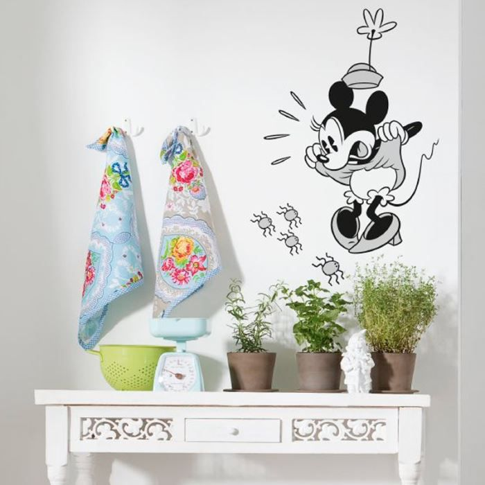 Stickers Minnie Les Bons Plans De Micromonde
