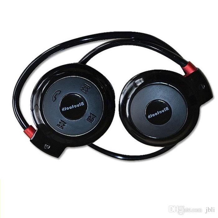 mini sans fil bluetooth casque st r o avec microphone noir casque couteur audio avis et. Black Bedroom Furniture Sets. Home Design Ideas