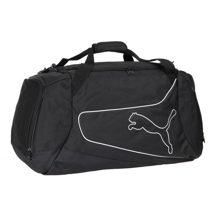 puma sac de sport powercat 5 1 l noir achat vente sac de sport puma sac de sport powercat l. Black Bedroom Furniture Sets. Home Design Ideas