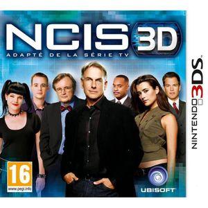 JEU 3DS NCIS / Jeu console 3DS
