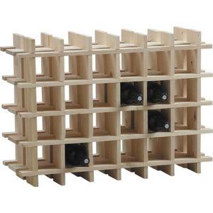 etageres pour bouteilles de vin achat vente etageres pour bouteilles de vin pas cher. Black Bedroom Furniture Sets. Home Design Ideas