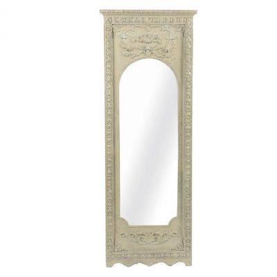 Miroir en bois sculpt achat vente miroir cdiscount - Rosace en bois sculpte ...