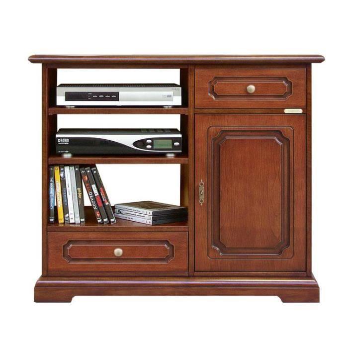 meuble tv classique haut achat vente meuble tv meuble tv classique haut cdiscount. Black Bedroom Furniture Sets. Home Design Ideas