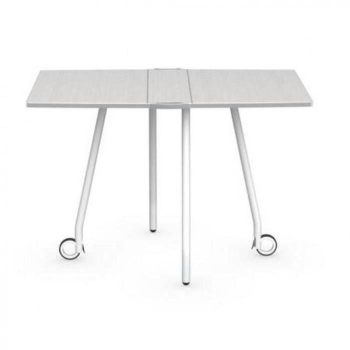 Table pliante modulable blitz fast avec roulett achat vente table d 3 - Table pliante modulable ...