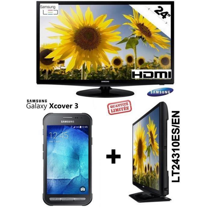 samsung xcover 3 g388 ecran plat 24 pouces led tv. Black Bedroom Furniture Sets. Home Design Ideas