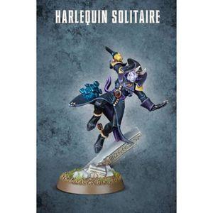 FIGURINE - PERSONNAGE Harlequin Solitaire - Warhammer 40,000