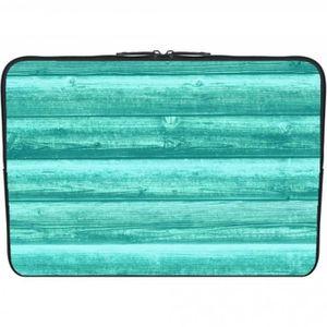 Ordinateur portable turquoise prix pas cher cdiscount for Housse ordinateur portable 15 6 pouces