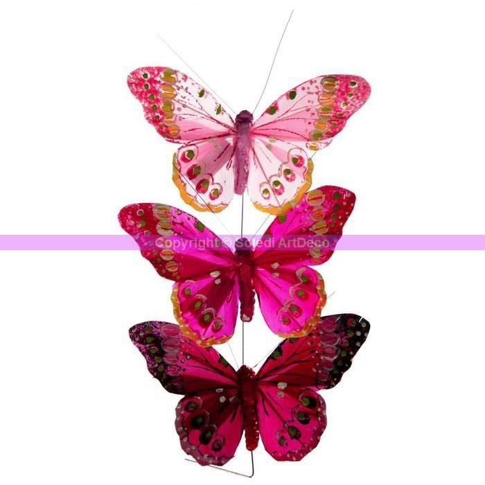 Papillon 10 Discount Papillon en plu...