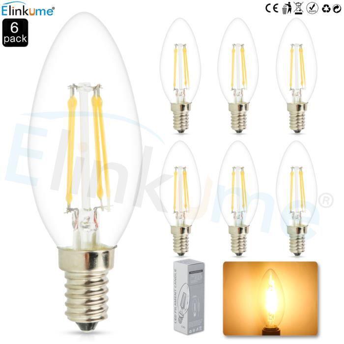ampoule filament e14 achat vente ampoule filament e14 pas cher les soldes sur cdiscount. Black Bedroom Furniture Sets. Home Design Ideas