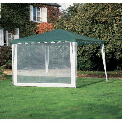 Mur tente moustiquaire achat vente tonnelle barnum - Tonnelle avec moustiquaire ...