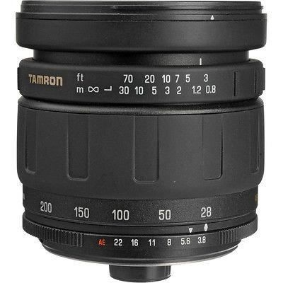 objectif tamron zoom wa 28 200mm f 3 8 5 6 ld asph if super manual focus pour pentax achat. Black Bedroom Furniture Sets. Home Design Ideas