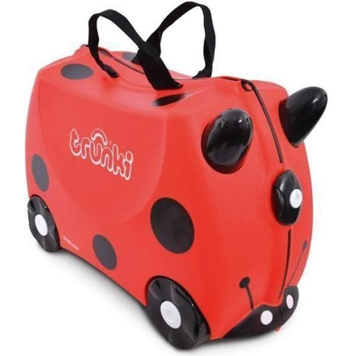 trunki ride on valise roulettes pour enfants. Black Bedroom Furniture Sets. Home Design Ideas