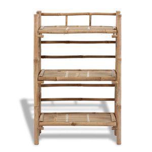 Etagere bambou achat vente etagere bambou pas cher les soldes sur cdiscount cdiscount - Decoratie en bois ...