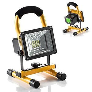 projecteur led rechargeable achat vente projecteur led rechargeable pas cher cdiscount. Black Bedroom Furniture Sets. Home Design Ideas
