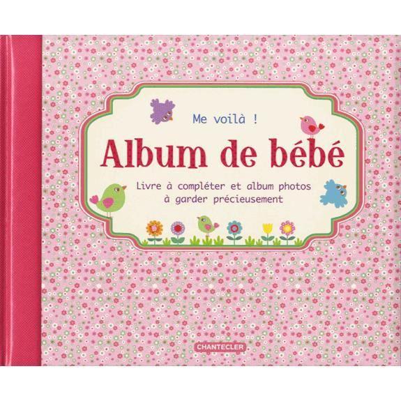 album de b b me voil fille achat vente livre znu chantecler parution 16 02 2013 pas. Black Bedroom Furniture Sets. Home Design Ideas