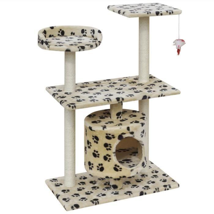 niche pour chat interieur achat vente niche pour chat interieur pas cher cdiscount. Black Bedroom Furniture Sets. Home Design Ideas