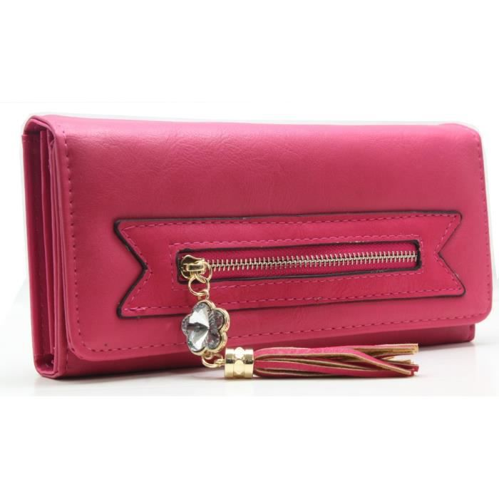 Portefeuille femme porte monnaie porte cartes achat vente portefeuille portefeuille femme - Porte monnaie porte carte femme ...