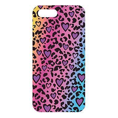 Coque iphone leopard color imprimer retour case p achat - Image leopard a imprimer ...