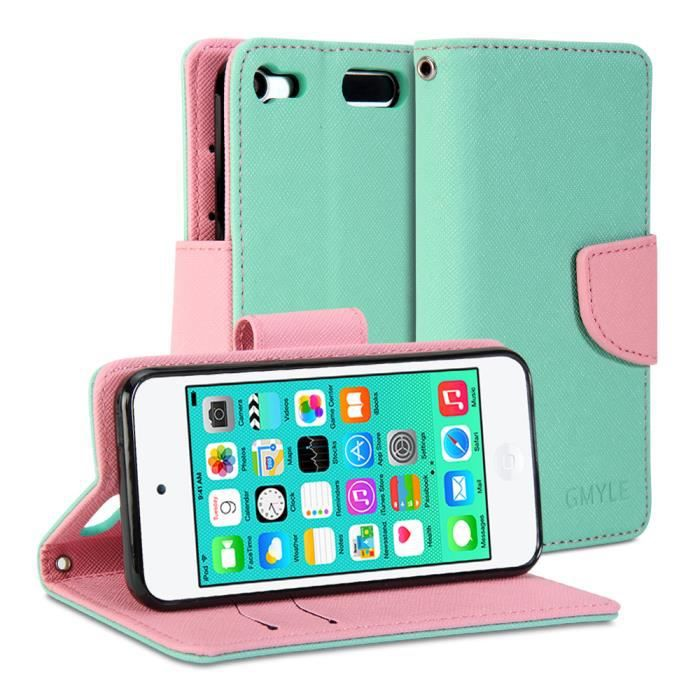 Ipod touch 6 coque gmyle wallet case classic pour ipod for Housse ipod classic
