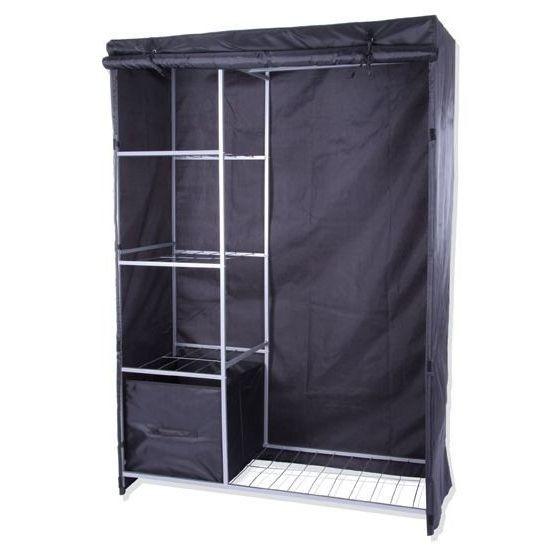 armoire tissu les bons plans de micromonde. Black Bedroom Furniture Sets. Home Design Ideas