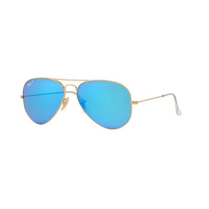Ray Ban Aviator Femme Taille