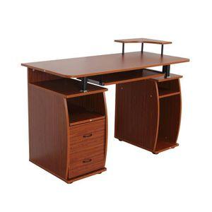 bureau informatique avec rangement achat vente bureau informatique avec rangement pas cher. Black Bedroom Furniture Sets. Home Design Ideas
