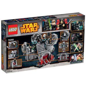 LEGO® Star Wars 75093 Le Duel Final de l'Étoile de la Mort