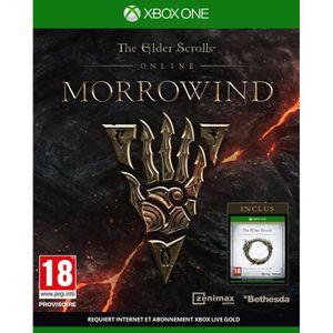 JEU XBOX ONE NOUVEAUTÉ The Elder Scrolls Online: Morrowind Jeu Xbox One
