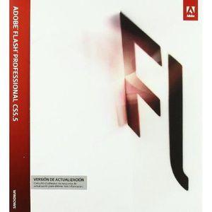 CRÉATION NUMÉRIQUE Adobe Flash Pro Creative Suite 5.5 Upgrade spanisc