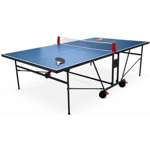 Tennis de table achat vente tennis de table pas cher for Table de ping pong interieur