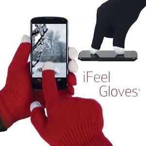 GANT TACTILE SMARTPHONE Gants pour écrans tactiles (Noir)