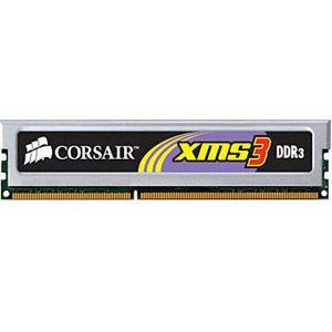 MÉMOIRE RAM Mémoires PC CORSAIR XMS3 4 Go PC3-12800 CL11