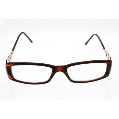 lunettes pre montees loupe avec etui souple fem blanc ecaille achat vente lunettes de. Black Bedroom Furniture Sets. Home Design Ideas