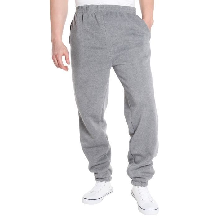 homme pantalon rayure survetement bas jogging d achat vente pantalon cdiscount. Black Bedroom Furniture Sets. Home Design Ideas