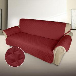 protege de canape et fauteuil achat vente protege de canape et fauteuil pas cher soldes. Black Bedroom Furniture Sets. Home Design Ideas