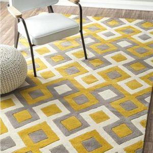 tapis motif geometrique achat vente tapis motif geometrique pas cher les soldes sur. Black Bedroom Furniture Sets. Home Design Ideas